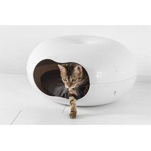 Moderna Donut Cat/Small Dog Bed/Cave